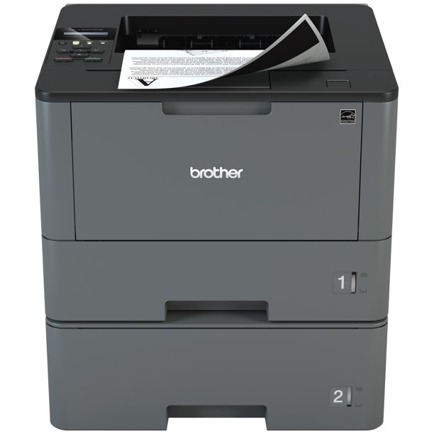 laser printer dual tray in United States