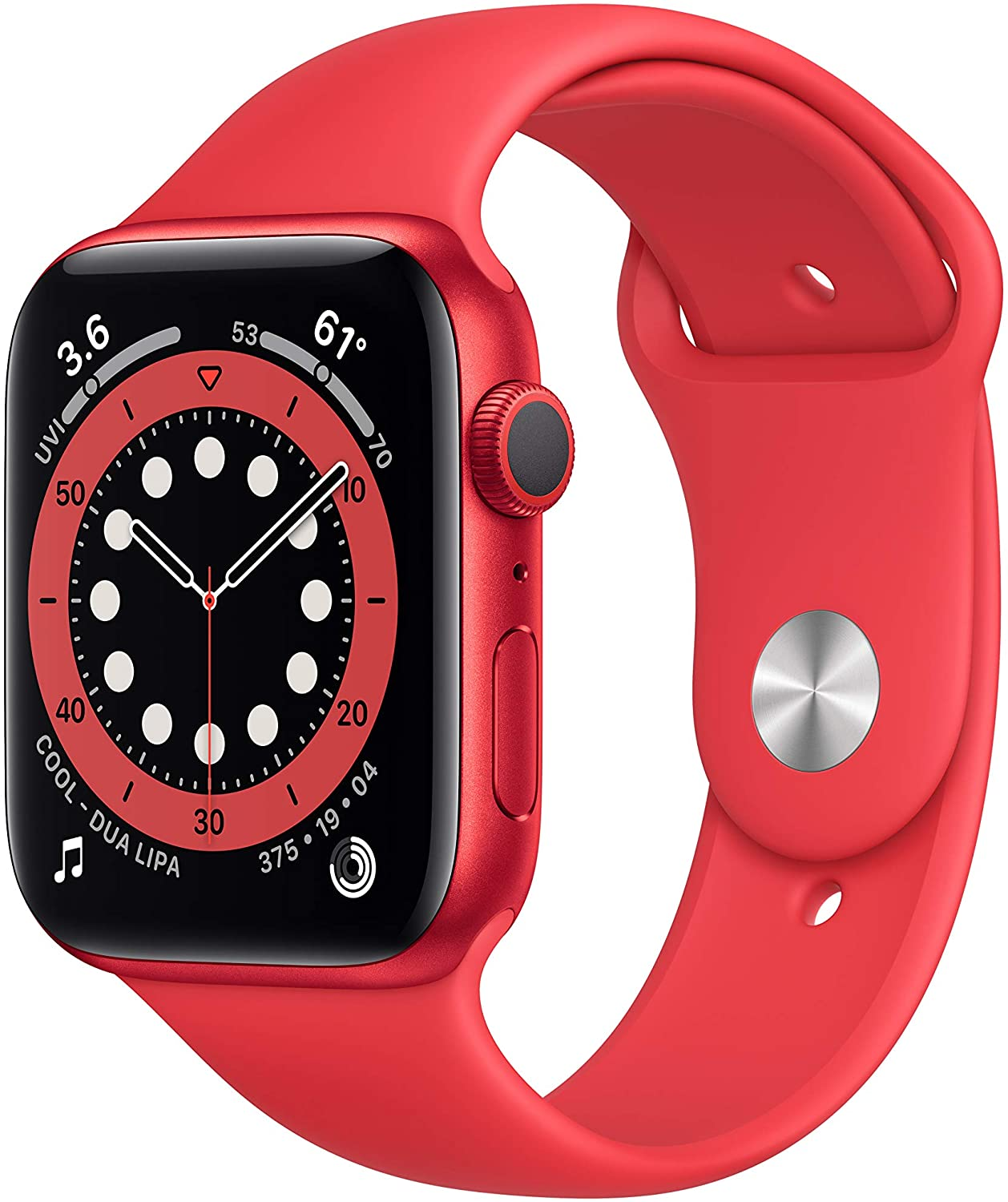 Apple Watch Series 6 in United States